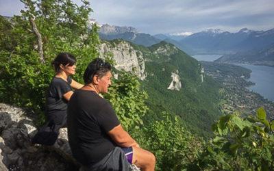 Rencontre avec Ezard, guérisseur Maori. Le lien de la Terre